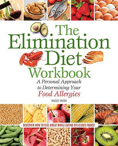 The elimination diet workbook by Maggie Moon