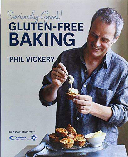 Gluten free baking by Phil Vickery