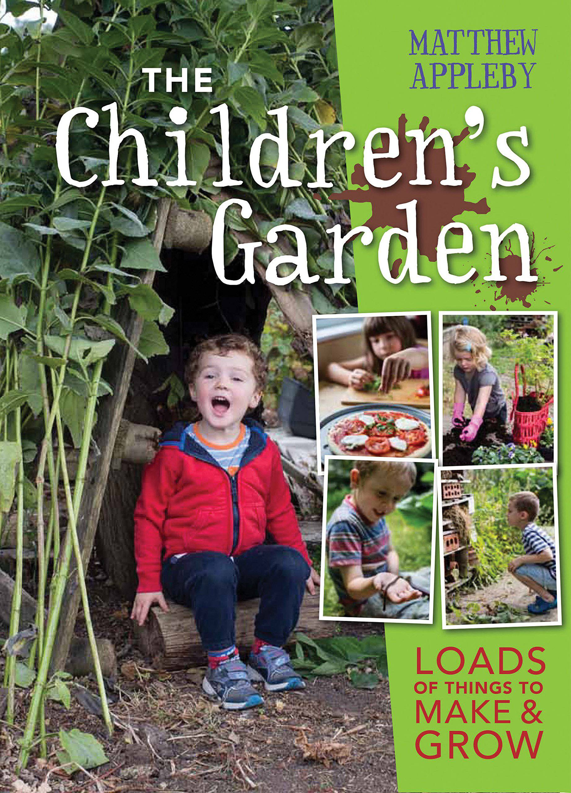 The children's garden b Matthew Appleby