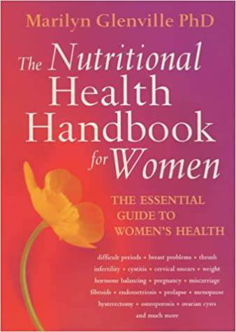 The nutritional health handbook for women by Marilyn Glenville PhD